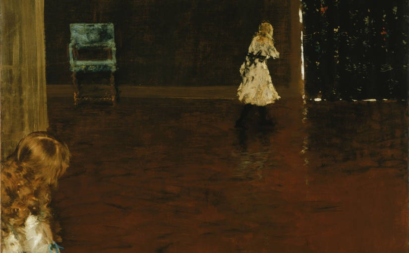William Merritt Chase [Public domain], via Wikimedia Commons